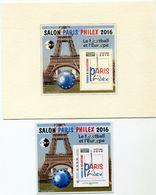 FRANCE CNEP EPREUVE DE LUXE ET BLOC NON DENTELE DU N°72 PARIS-PHILEX - CNEP