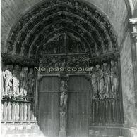 REIMS Basilique Saint Remi Vers 1960 - MARNE 51 - Grande Photo - Lieux