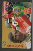 Autriche Pilote Formule1 Jochen Rindt 100UT - Sport