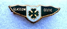 Football/soccer/pin- Quality, Rare, Old - CELTIC F.C. - SCOTLAND. - Football