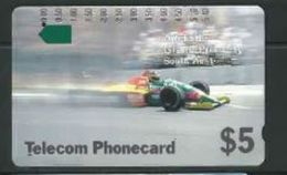 Australie Formule1 Grand Prix D'Adelaide 5$ - Cars