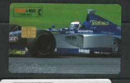 Espagne Formule1 2000+100UT - Cars