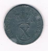 2 ORE  1943 DENEMARKEN /195G// - Denmark