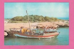 DJIBOUTI - BOUTRE AUX ILES - T.F.A.I. - Djibouti