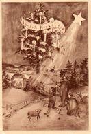Speciale Kerstkaart  - Voor Nachteffect : Naar Het Licht Houden - Noël