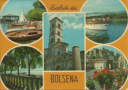 Bolsena (Viterbo, Lazio) Vedute E Scorci Panoramici, Views, Vues, Ansicht - Viterbo