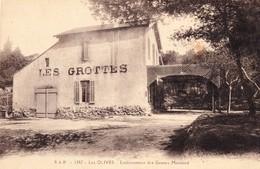 MARSEILLE---LES OLIVES - Saint Barnabé, Saint Julien, Montolivet