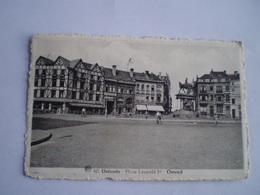 Oostende - Ostende // Place Leopold 1er // Used 19?? - Oostende
