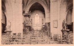 Binnenzicht Der Kerk Te St-Maria-Latem - Zwalm