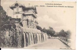 NICE CASCADE DE LA VESUBIE AU GUIRAUT - Monumenten, Gebouwen