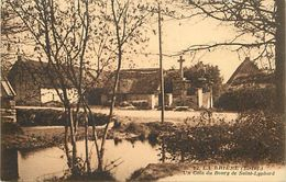- Loire Atlantique -ref-B825- Saint Lyphard - St Lyphard - Briere - Coin Du Bourg - - Saint-Lyphard