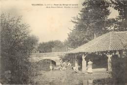 VILLEREAL - Pont Du Drop Et Lavoir - Other Municipalities
