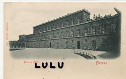 ITALIE : Précursore :Firenze Palazzo Pitti ( édit. Stengel &Cie Dresda N° 11340 ) - Firenze
