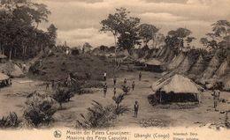 Binnenzicht Der Kerk Te St-Maria-Latem - Belgian Congo - Other
