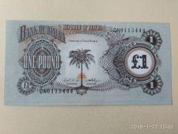 1 Pound 1968 Biafra - Nigeria