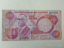 10 Naira 2000 - Nigeria