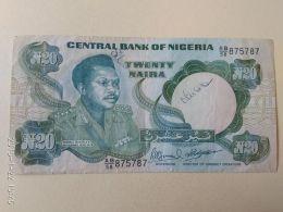 20 Naira 1984 - Nigeria