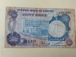 50 Kobo 1973 - Nigeria
