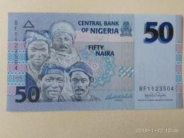 50 Naira 2009 - Nigeria