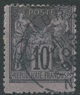 Lot N°39846   N°89, Oblit Cachet à Date De CAMBRAI ( NORD ) - 1876-1898 Sage (Type II)