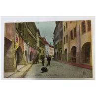 Annecy  Rue Sainte Claire    Soly  Lyon - Annecy