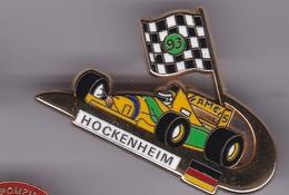 Pin's  F1 CAMEL  GRAND PRIX DE HOCKENHEIM SIGNE LB CRATIONS - F1