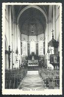 +++ CPA - HELCHTEREN - Kerk Binnenzicht   // - Houthalen-Helchteren