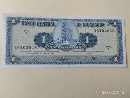 1 Cordoba 1968 - Nicaragua