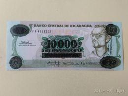 10000 Cordobas  1985 - Nicaragua