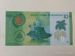 10 Cordobas  2014 - Nicaragua