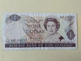 1 Dollaro 1968/75 - Nuova Zelanda