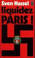Liquidez Paris Par Sven Hassel (ISBN 2266000373) - Action