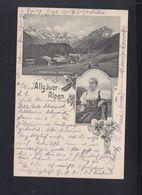 Bayern AK Schwand Bei Oberstdorf 1904 - Oberstdorf