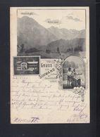 Bayern AK Schwand Bei Oberstdorf 1904(2) - Oberstdorf