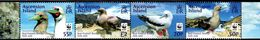 Ascension Island - 2016 - WWF - Birds - Red-footed Booby - Sula Sula - Mint Stamp Set - Ascension (Ile De L')