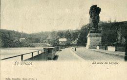 CPA - Carte Postale-Belgique - La Gileppe - 1922 - Gileppe (Stuwdam)