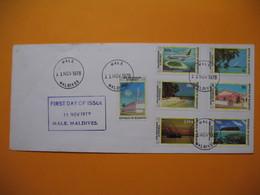 FDC  Maldives  11/11/ 1978 - Maldives (1965-...)