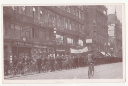 Staking: Lock-out Général 1913 - Grèves
