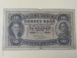 10 Korone 1942 - Norvegia