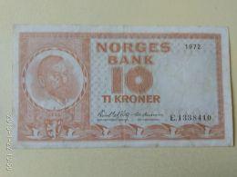 10 Korone 1972 - Norvegia
