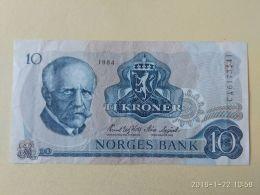 10 Korone 1984 - Noorwegen