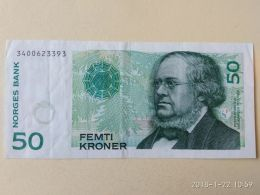 50 Korone 1996 - Norvegia