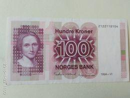 100 Korone 1994 - Norvegia