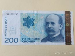 200 Korone 2009 - Norvegia