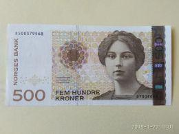500 Korone 2008 - Norvegia