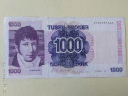 1000 Korone 1990 - Noorwegen