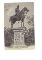 Cpa - Suisse - GENEVE - Statue Du Duc De Brunswick - Cheval Cavalier - - GE Genève