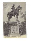 Cpa - Suisse - GENEVE - Statue Du Duc De Brunswick - Cheval Cavalier - - GE Geneva
