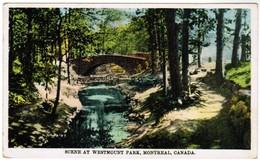 Scene At Westmount Park, Montreal Canada (pk41588) - Montreal