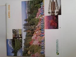 Alt1039 Calendario Calendar, Calendrier 2006 Biella Vercelli Aosta Piemonte Valle D'Aosta Turismo Tourism Mountain Banca - Calendari